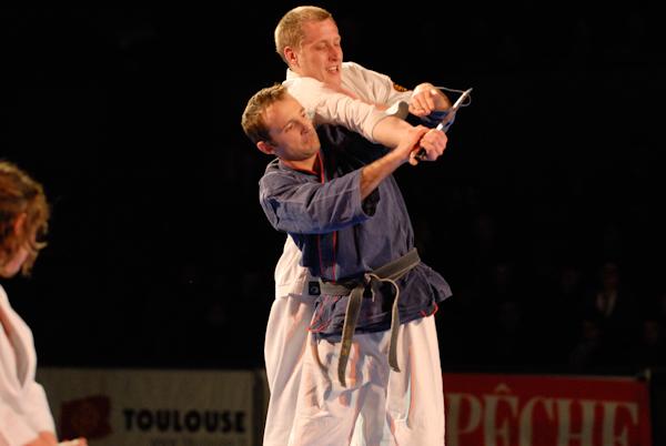 Nihon Tai Jitsu – Self-défense