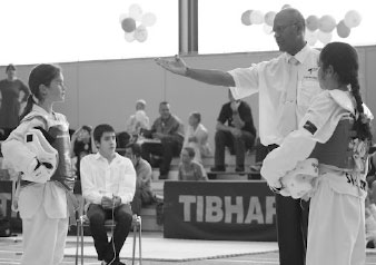 taekwondo enfant toulouse