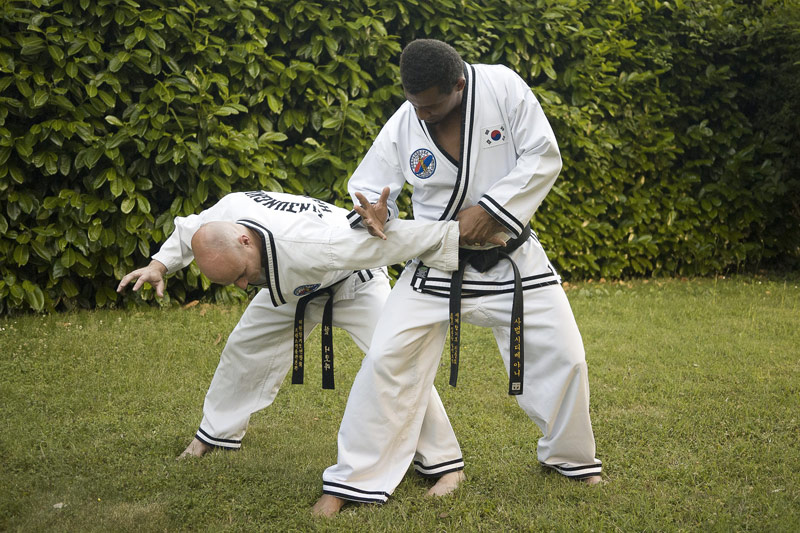 Self Défense Hapkido