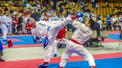 Championnat du Monde de Karaté: Etienne HAOUI du Shaolin sélectionné – Résultats Open Adidas – Coupe enfant HG – Open du Luxembourg – Open de Croatie – Hetet Cup