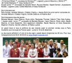 Open de France Coubertin 2 médailles / Championnats HG karaté combat