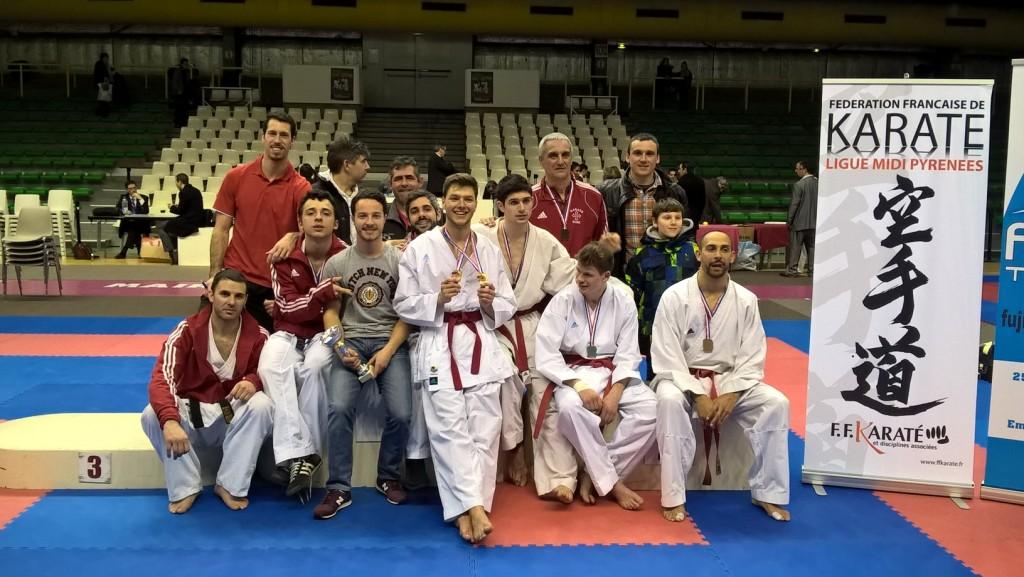 cht Ligue 2016 karate