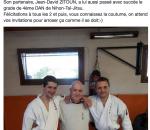 Un 4ème et 5ème dan de plus au Shaolin
