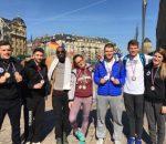 karaté championnat de France Universitaire et Open d'Orléans