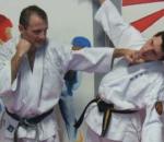Grégoire GRES  5ème Dan de Nihon Tai Jitsu