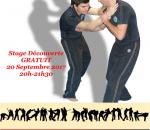 Mercredi 20 septembre Stage gratuit SELF DEFENSE  avec Grégoire GRES  5ème Dan de Nihon Tai Jitsu