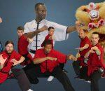 Ghislain NZEH NDONG 6ème Duan de Kung fu