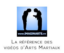 100% arts martiaux avec les DVD de Karate Imagin Arts Tv