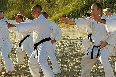 Karaté Senior nouveau au Shaolin